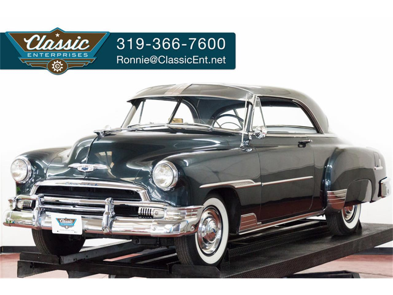 1951 Chevrolet Bel Air For Sale Cc 804058 4 Door Large Picture Of 51 H8ey