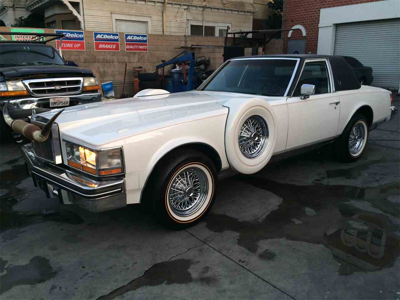 1978 Cadillac Opera Coupe For Sale