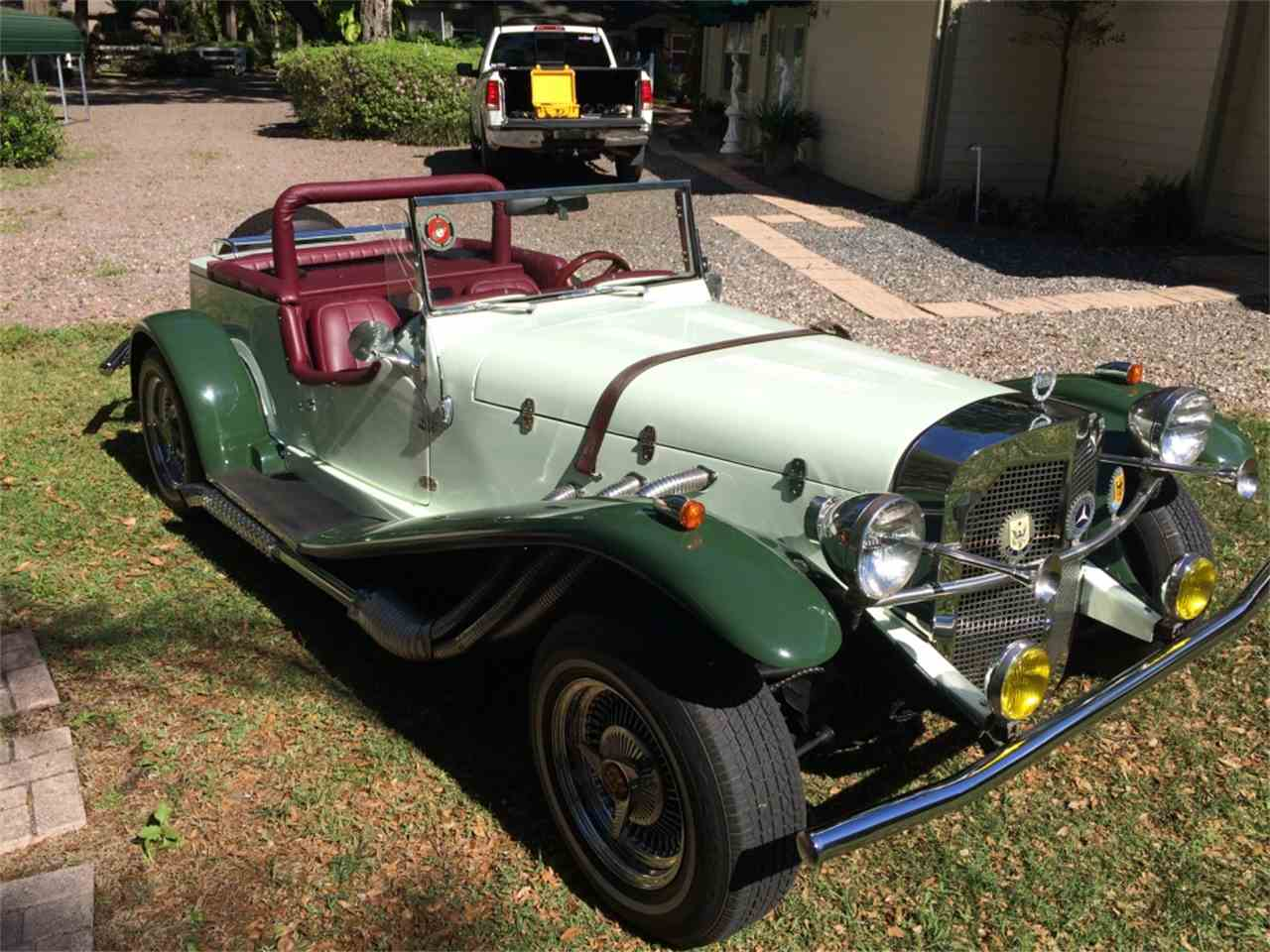 1929 Mercedes-Benz Gazelle Replica for Sale | ClassicCars.com | CC ...