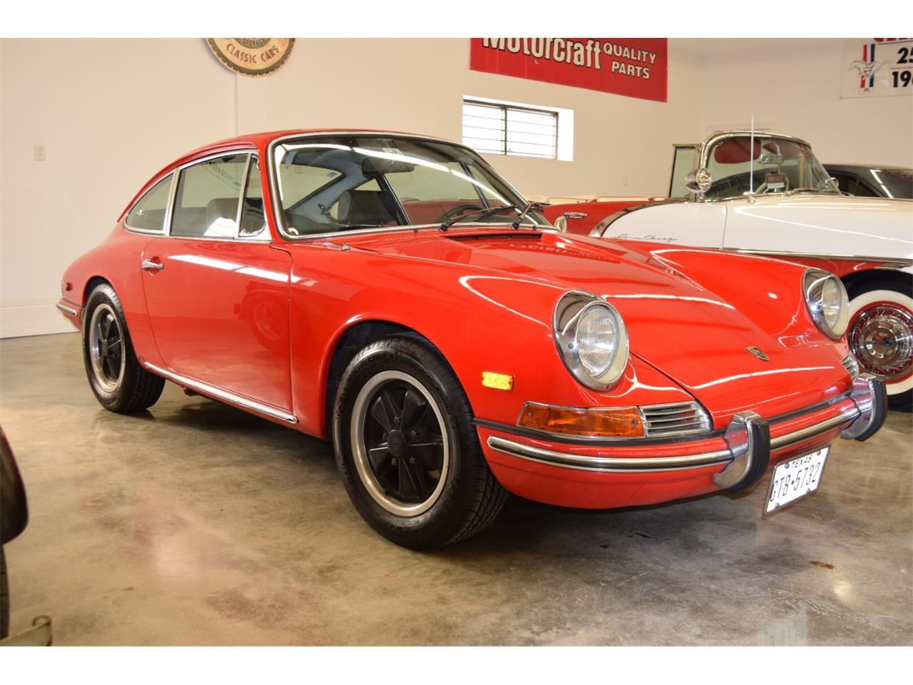 Classic Cars For Sale Houston Area: 1968 Porsche 912 For Sale