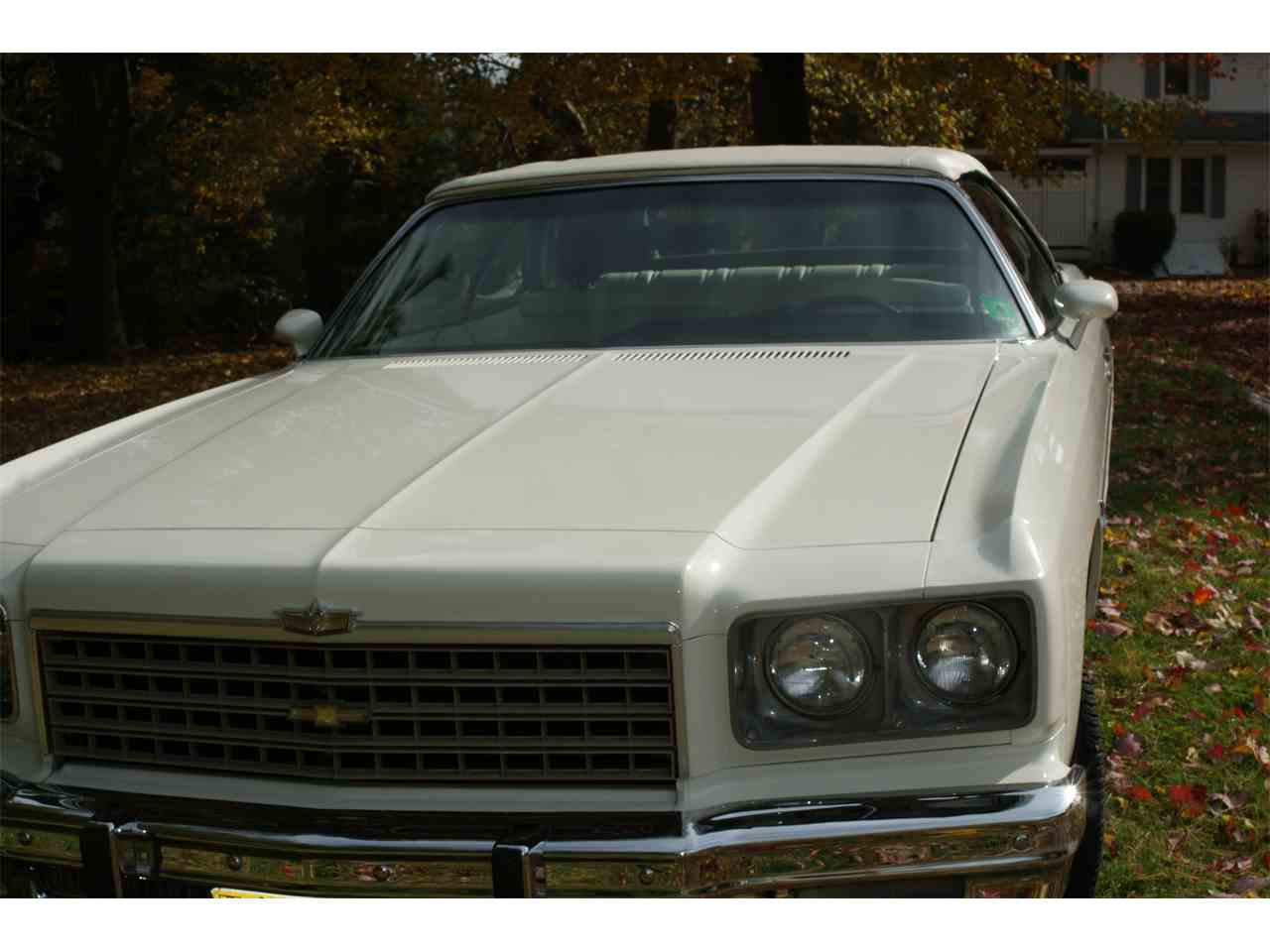 Large Picture of '75 Caprice Classic - H92T