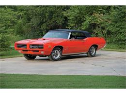 Picture of Classic '69 Pontiac GTO (The Judge) Offered by Texas Trucks and Classics - H937
