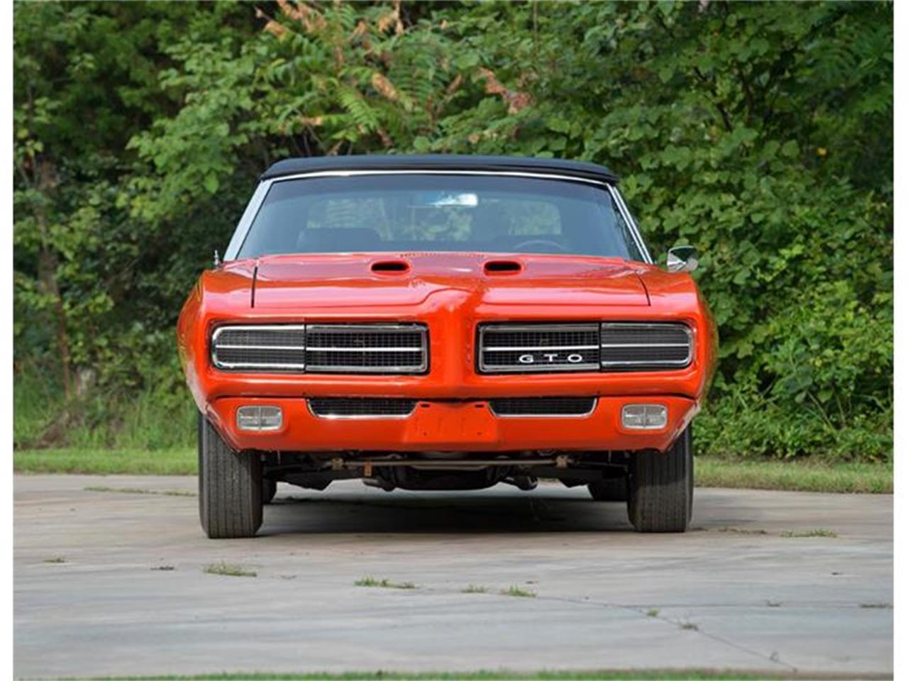 Large Picture of 1969 GTO (The Judge) located in Conroe Texas - H937