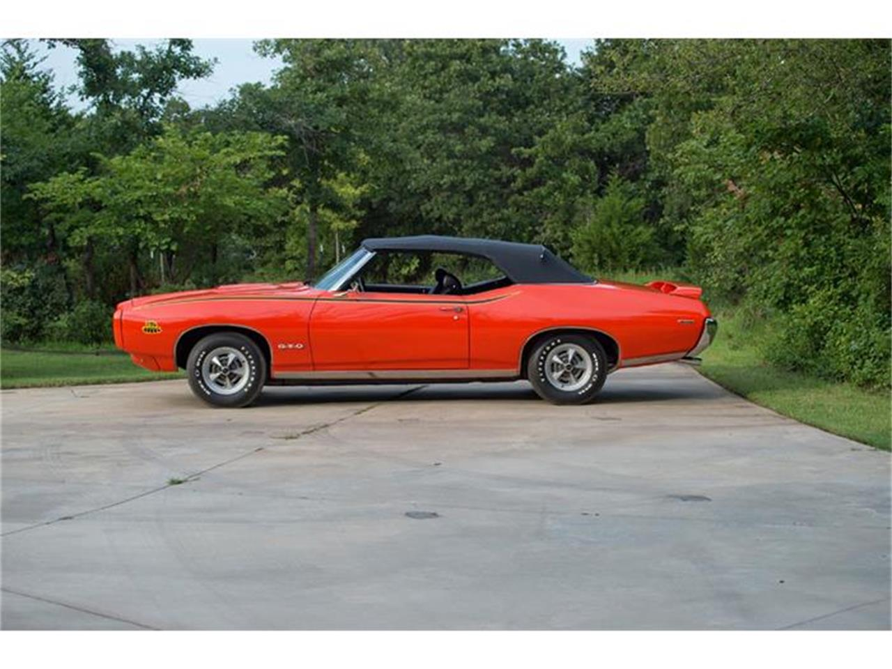 Large Picture of '69 GTO (The Judge) located in Conroe Texas - $179,000.00 - H937
