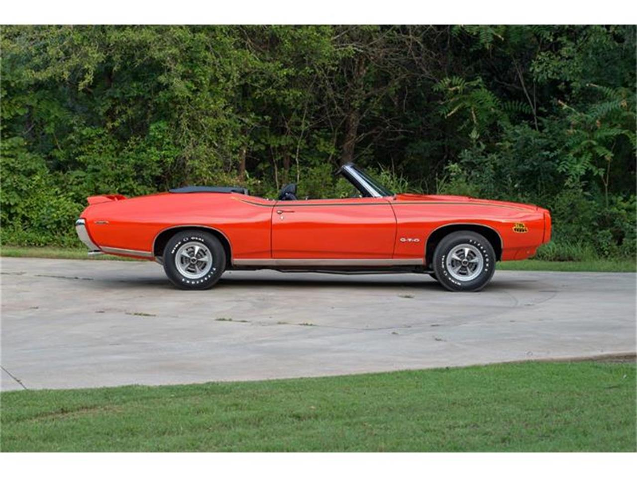 Large Picture of Classic '69 Pontiac GTO (The Judge) located in Texas - $179,000.00 Offered by Texas Trucks and Classics - H937
