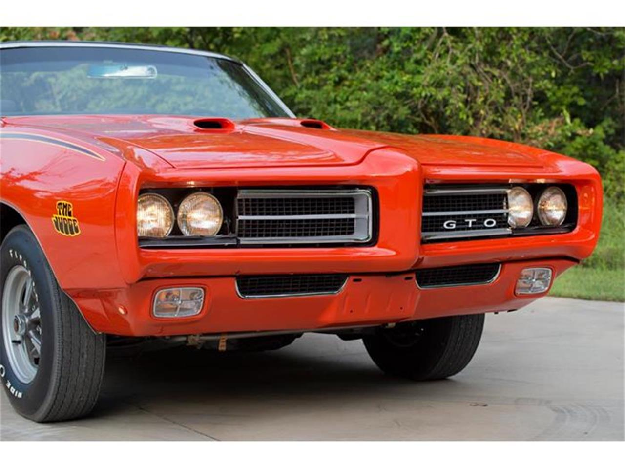 Large Picture of Classic '69 Pontiac GTO (The Judge) located in Conroe Texas - $179,000.00 - H937
