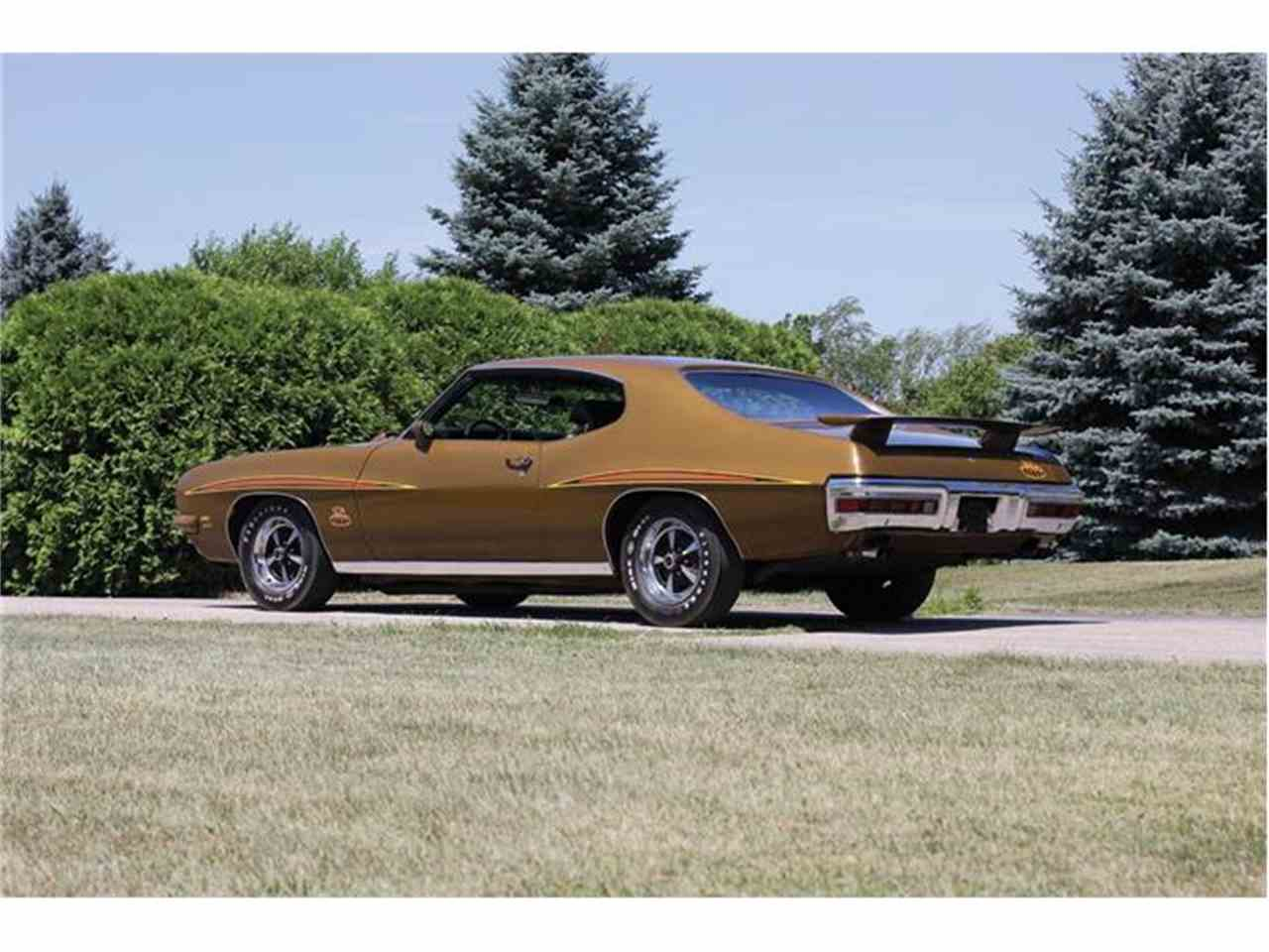Large Picture of '71 GTO (The Judge) - H939
