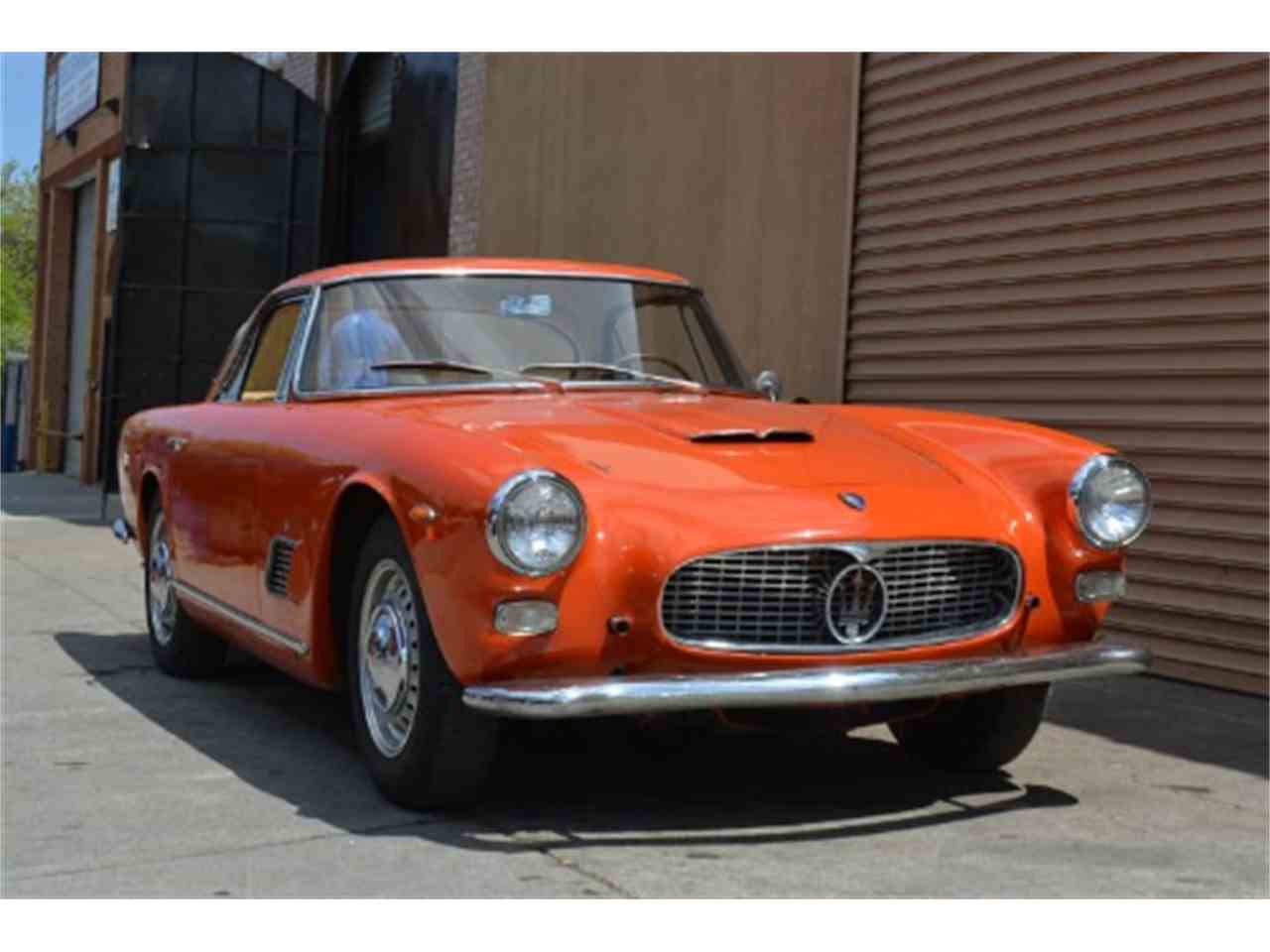 Large Picture of Classic '63 Maserati 3500 located in New York - $229,500.00 - H94V