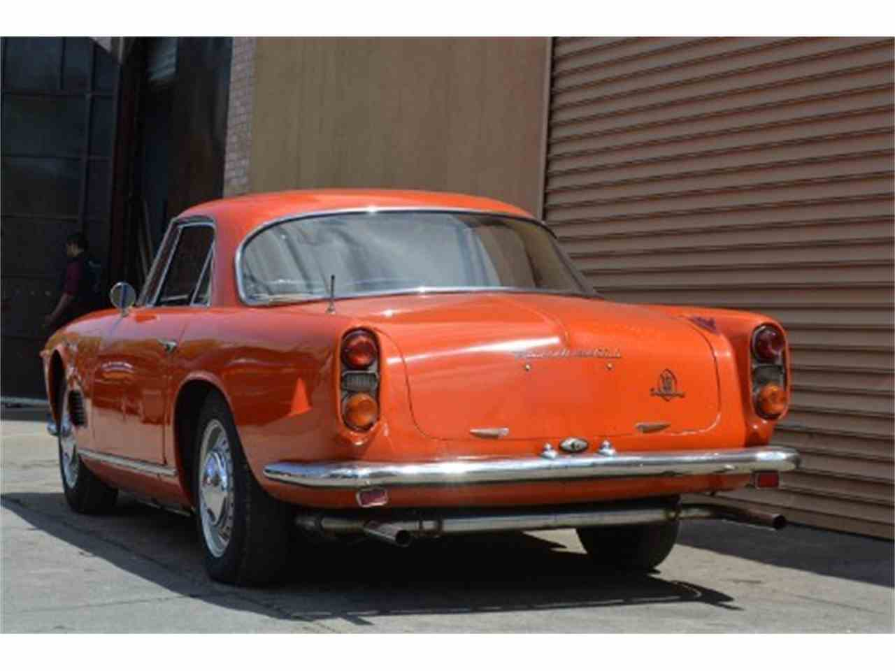 Large Picture of 1963 Maserati 3500 located in Astoria New York Offered by Gullwing Motor Cars - H94V