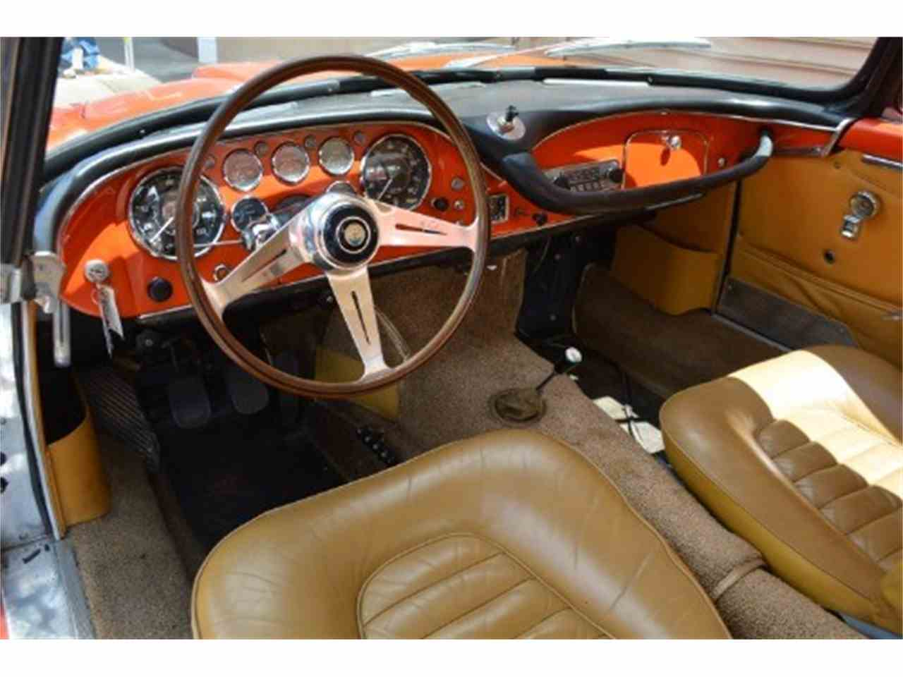 Large Picture of '63 Maserati 3500 Offered by Gullwing Motor Cars - H94V