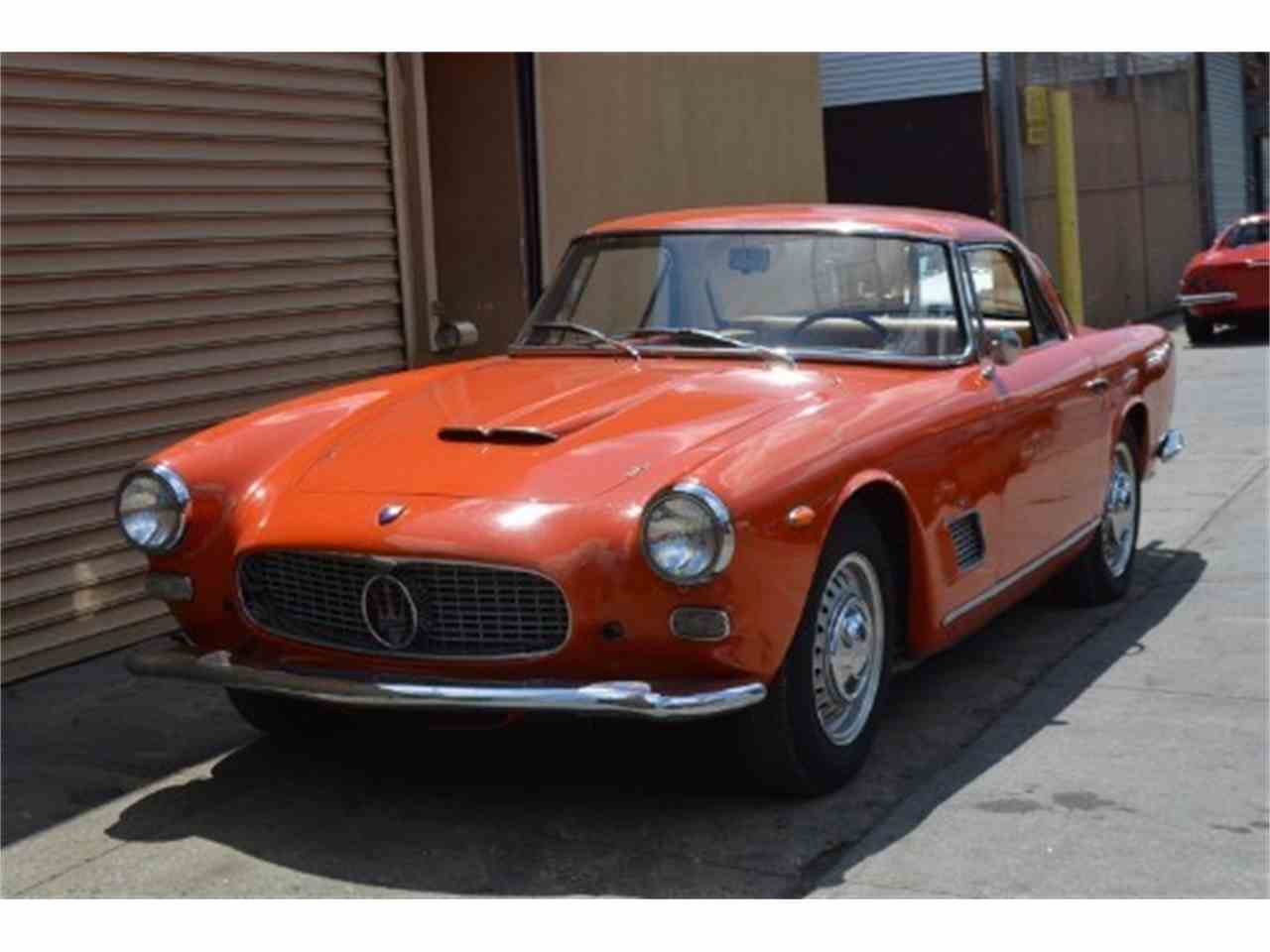 Large Picture of Classic 1963 Maserati 3500 Offered by Gullwing Motor Cars - H94V