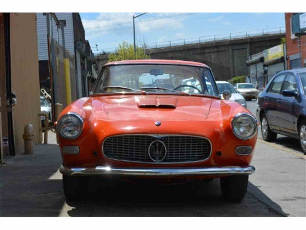 Large Picture of Classic 1963 Maserati 3500 located in Astoria New York - H94V