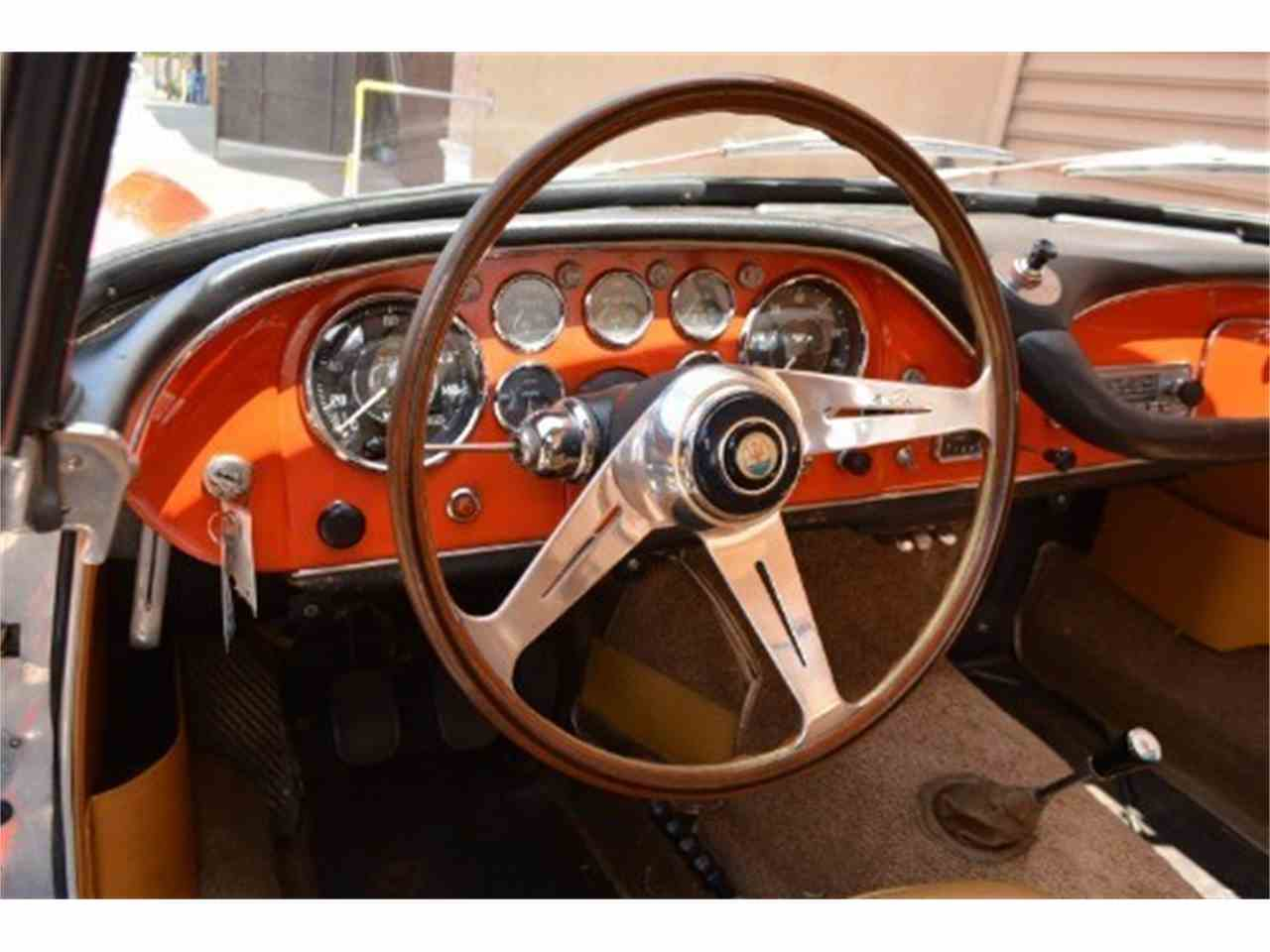 Large Picture of '63 Maserati 3500 located in Astoria New York Offered by Gullwing Motor Cars - H94V