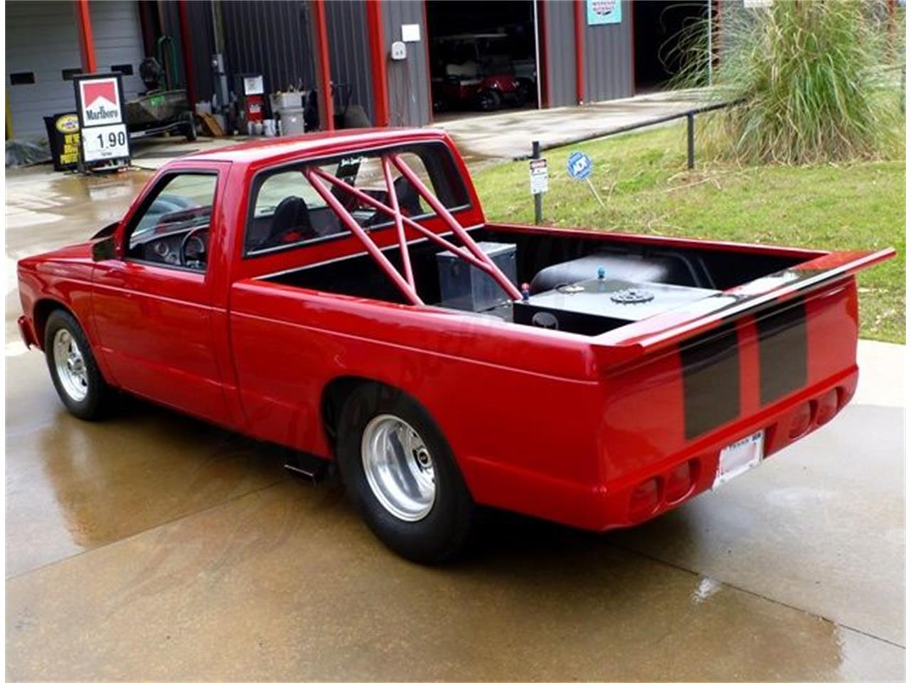 Large Picture of '84 Chevrolet S10 - $41,350.00 Offered by Classical Gas Enterprises - H95V