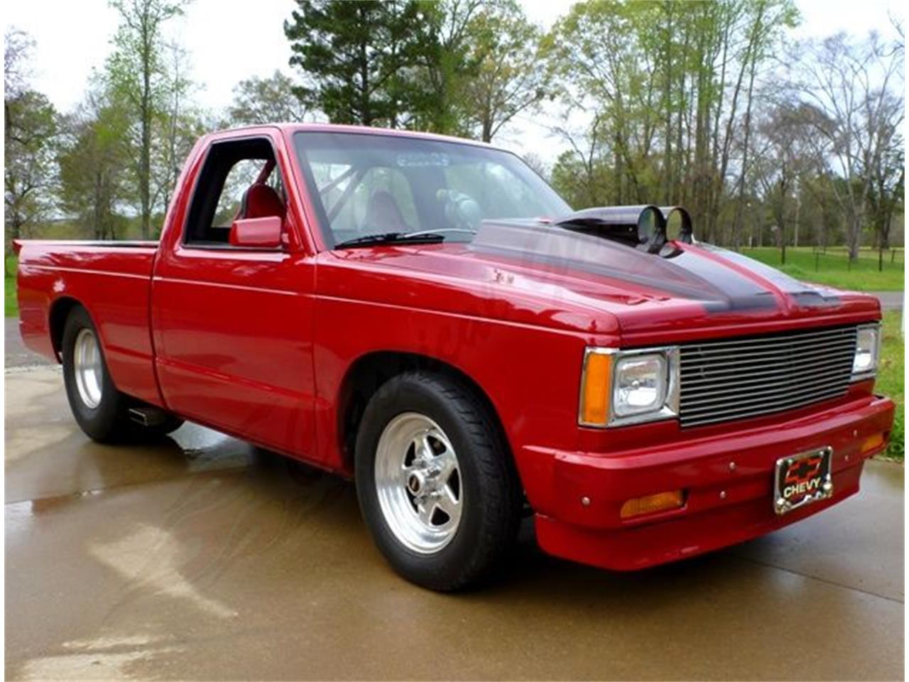 Large Picture of '84 Chevrolet S10 Offered by Classical Gas Enterprises - H95V