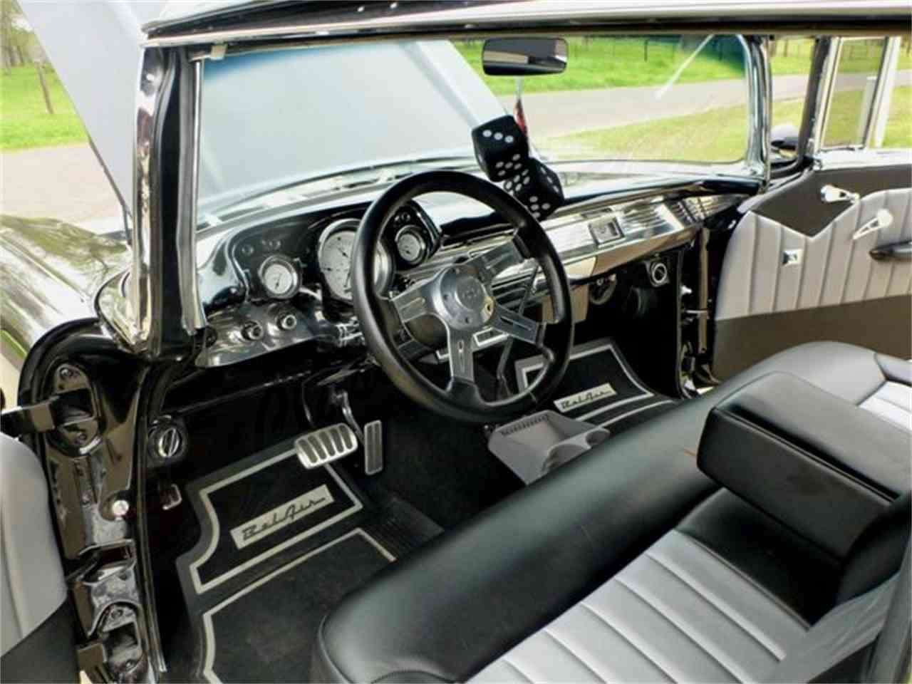 Large Picture of '57 Bel Air - H95W