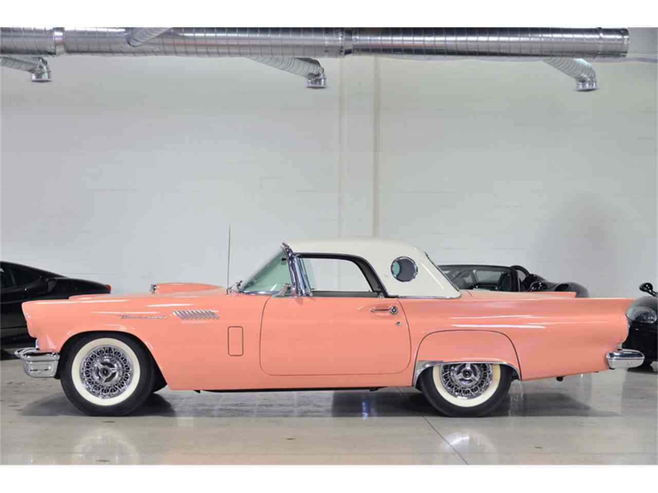Large Picture of 1957 Thunderbird located in California - $149,900.00 Offered by Fusion Luxury Motors - H9LR