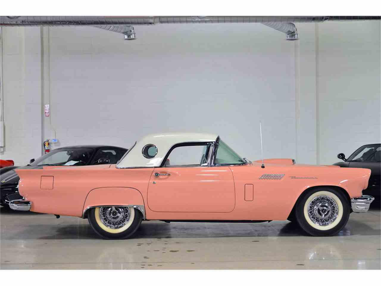Large Picture of '57 Ford Thunderbird located in California - H9LR