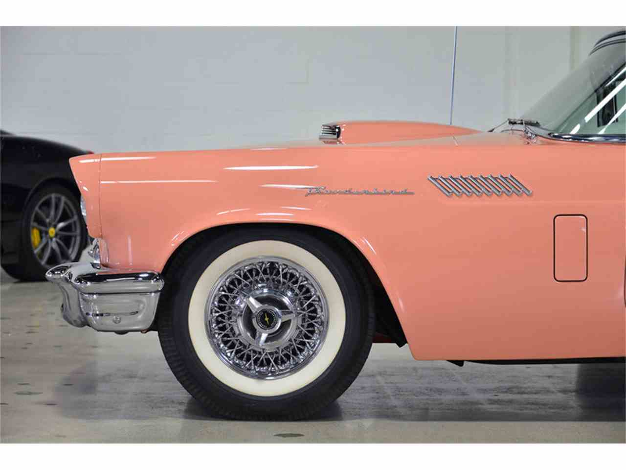 Large Picture of '57 Ford Thunderbird located in California - $149,900.00 Offered by Fusion Luxury Motors - H9LR