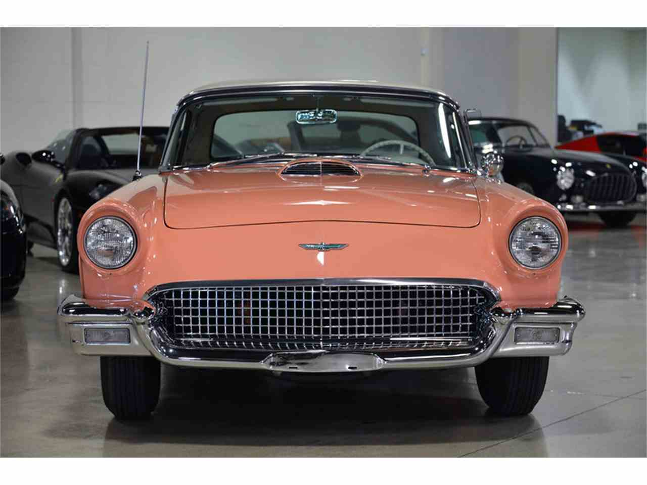 Large Picture of Classic 1957 Ford Thunderbird located in Chatsworth California - $149,900.00 - H9LR