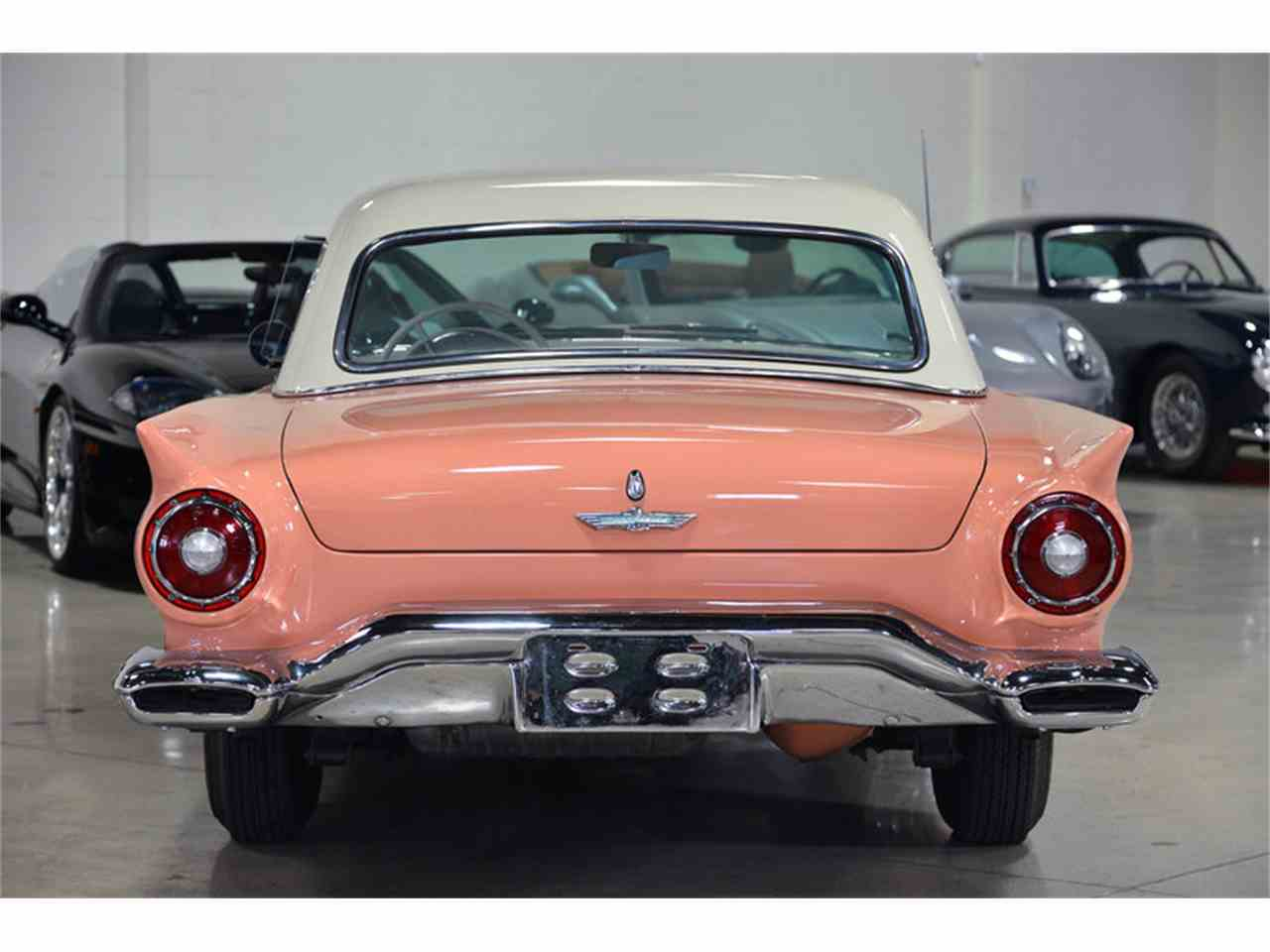 Large Picture of Classic '57 Thunderbird located in Chatsworth California - $149,900.00 - H9LR