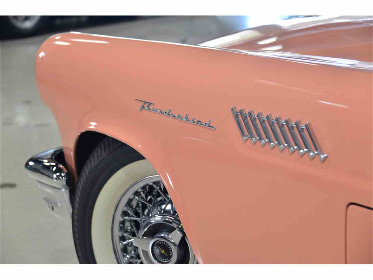 Large Picture of '57 Thunderbird located in California - H9LR