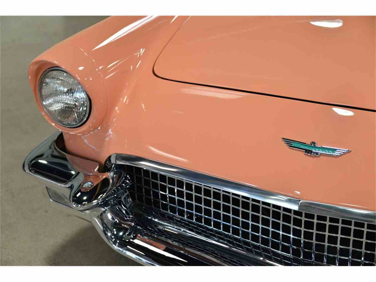 Large Picture of Classic '57 Ford Thunderbird - $149,900.00 Offered by Fusion Luxury Motors - H9LR