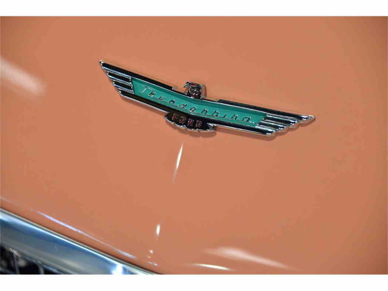 Large Picture of Classic '57 Ford Thunderbird - $149,900.00 - H9LR