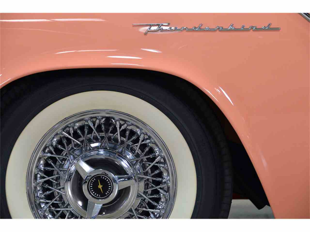 Large Picture of Classic '57 Thunderbird located in Chatsworth California Offered by Fusion Luxury Motors - H9LR