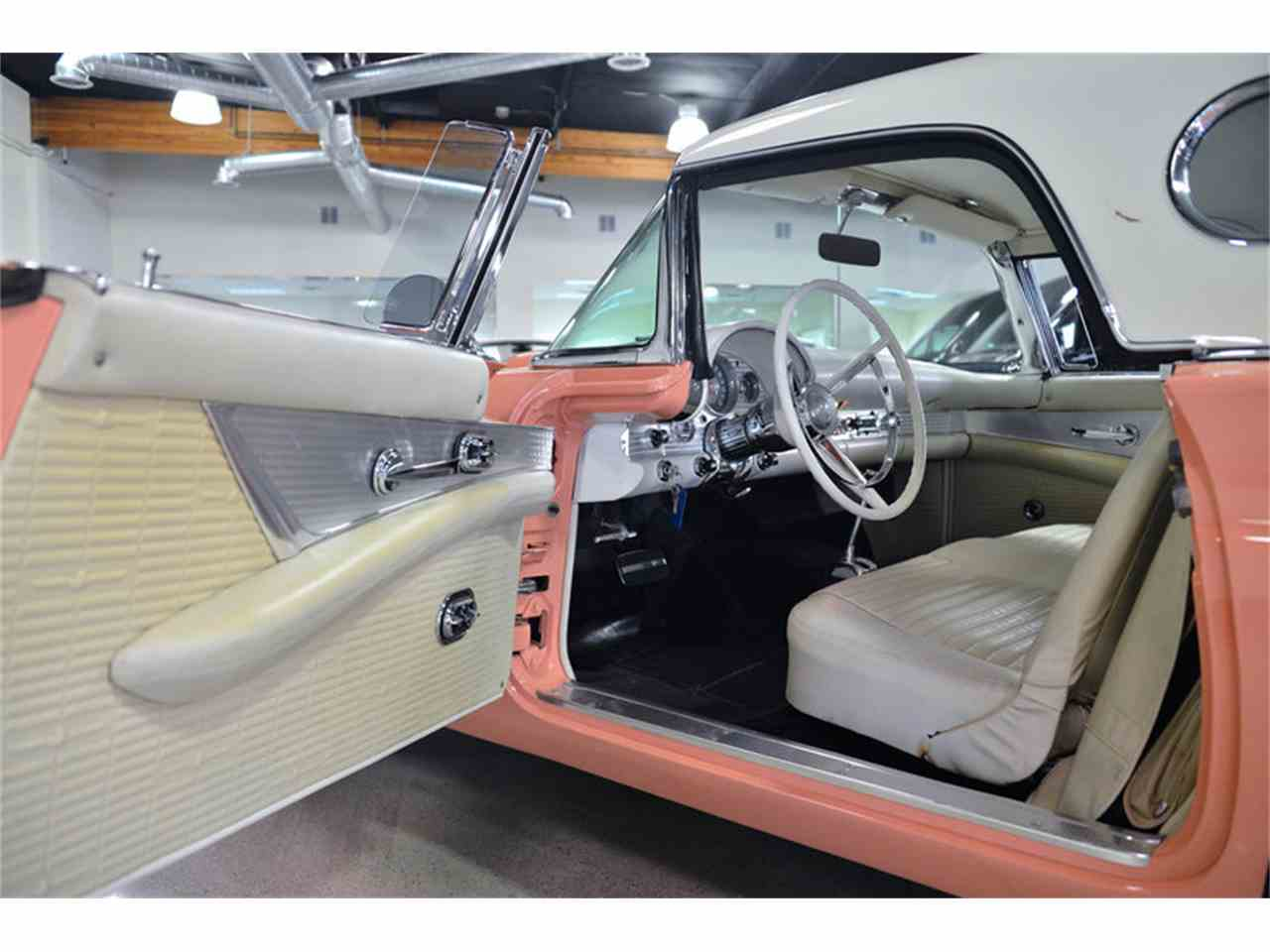 Large Picture of 1957 Ford Thunderbird Offered by Fusion Luxury Motors - H9LR