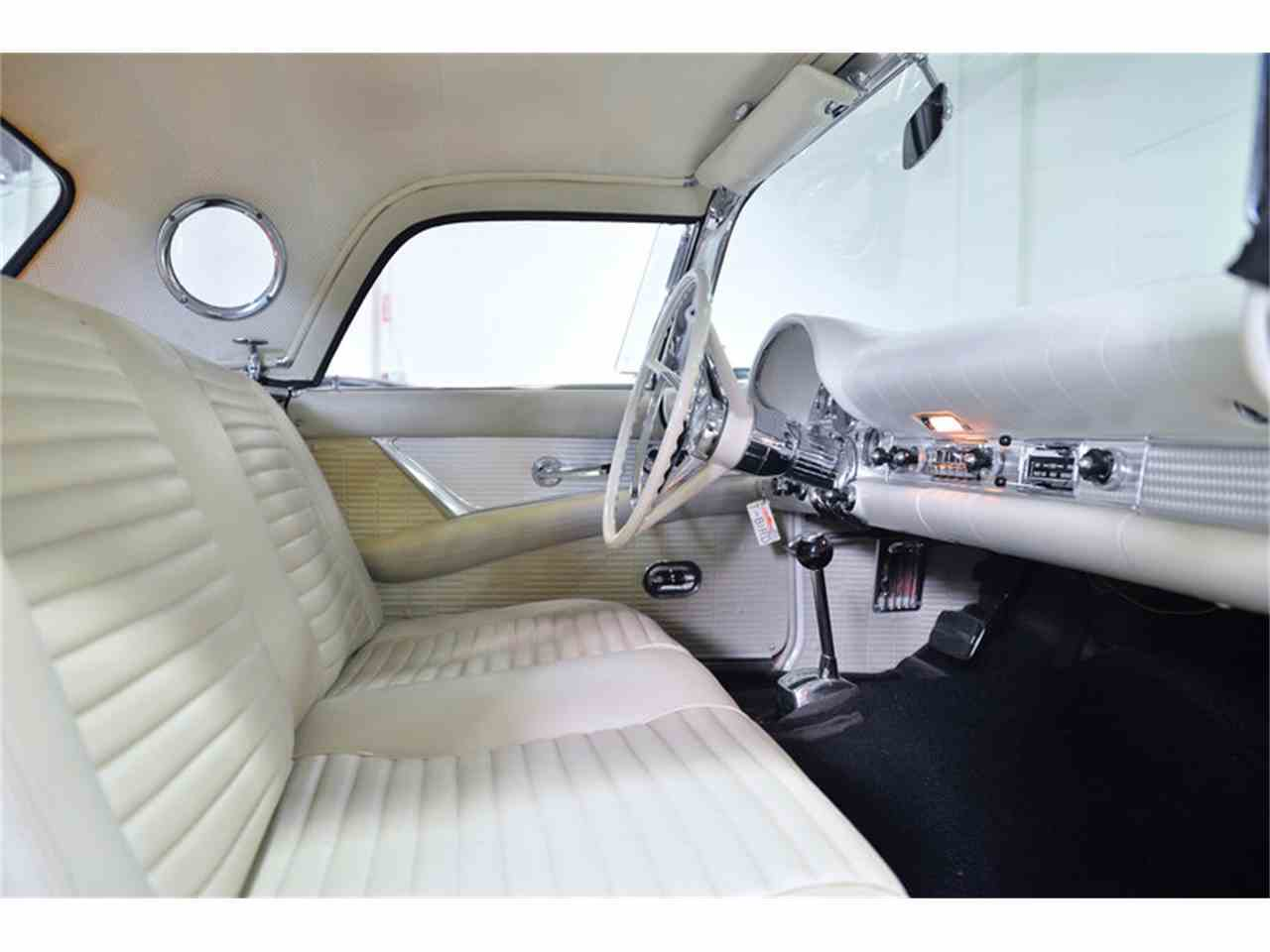 Large Picture of Classic '57 Ford Thunderbird located in California - $149,900.00 Offered by Fusion Luxury Motors - H9LR