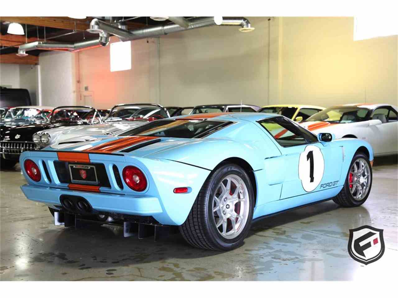 Large Picture of '06 Ford GT - H9LU