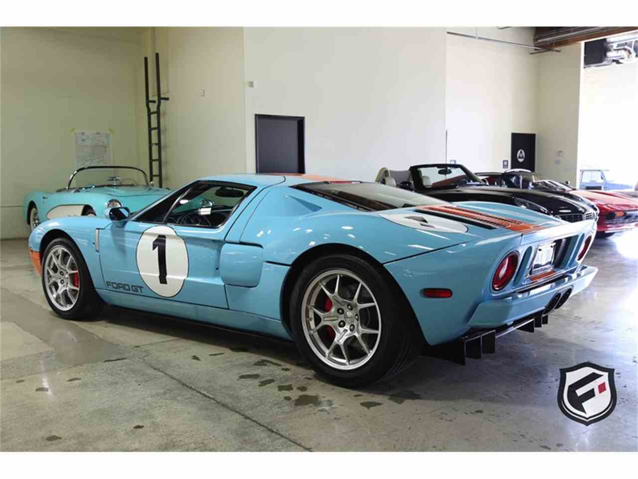 Large Picture of '06 Ford GT located in Chatsworth California - $469,900.00 Offered by Fusion Luxury Motors - H9LU