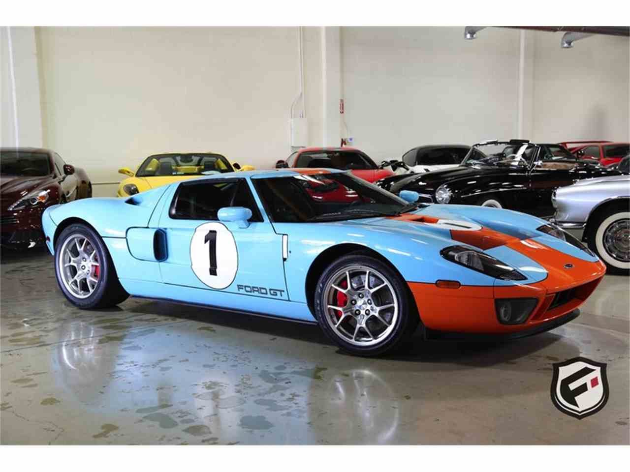Large Picture of '06 GT - $469,900.00 Offered by Fusion Luxury Motors - H9LU