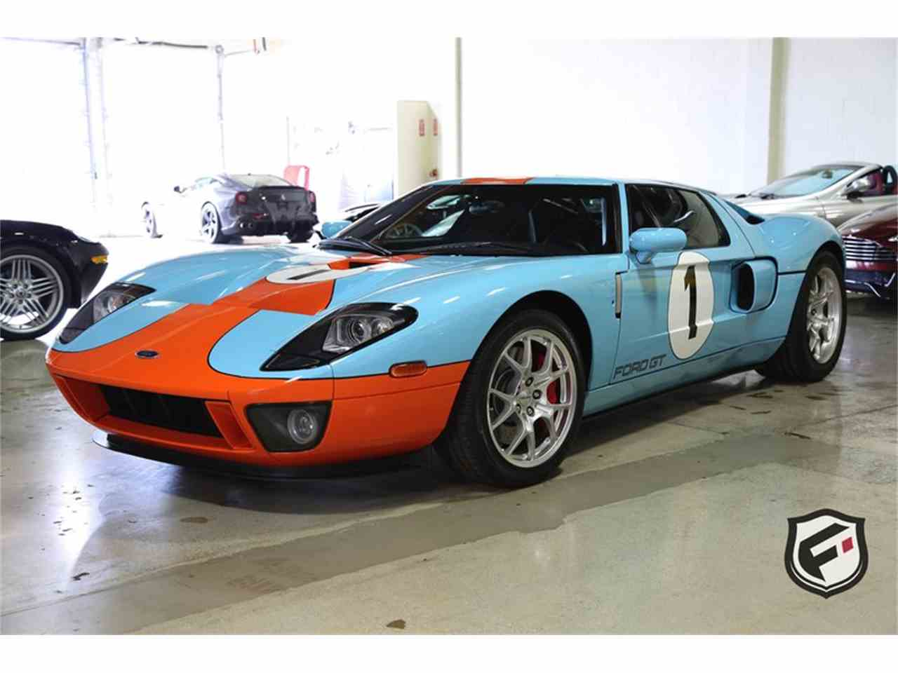 Large Picture of 2006 Ford GT located in Chatsworth California - H9LU
