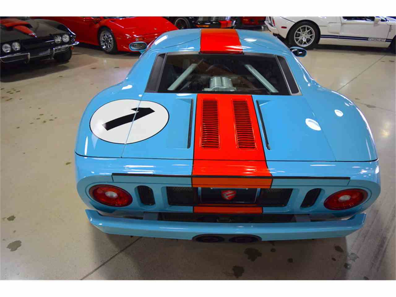 Large Picture of 2006 Ford GT Offered by Fusion Luxury Motors - H9LU