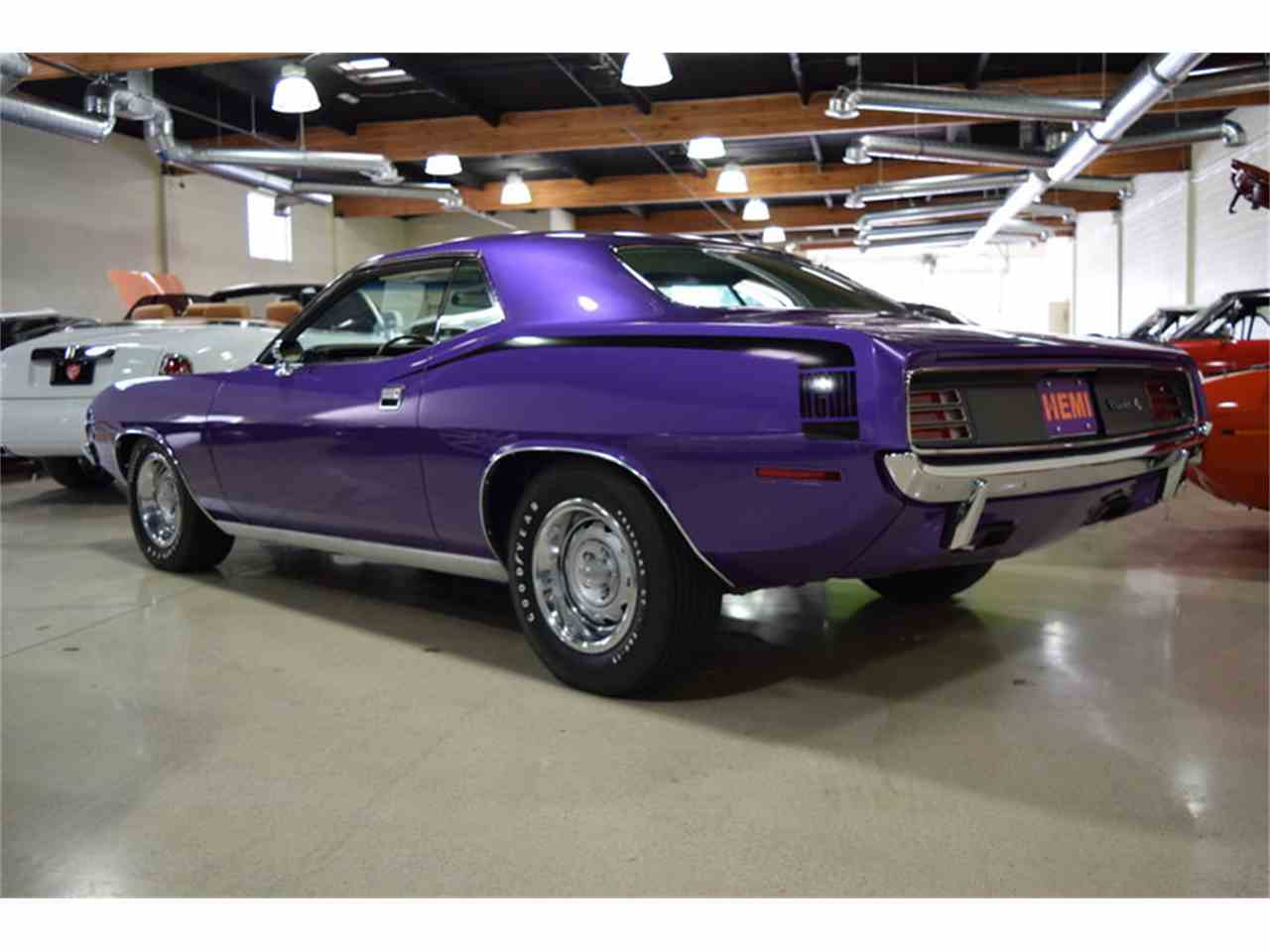 Large Picture of '70 Cuda - H9M1