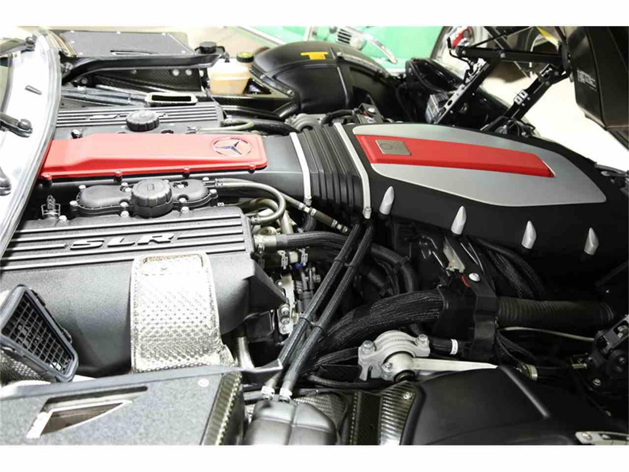 Large Picture of '08 SLR McLaren 2dr Roadster 5.5L - H9M3