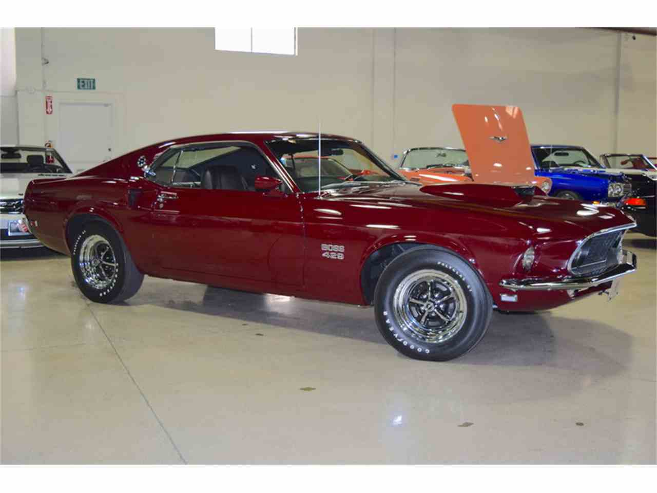 Large Picture of '69 Mustang Boss - H9M9