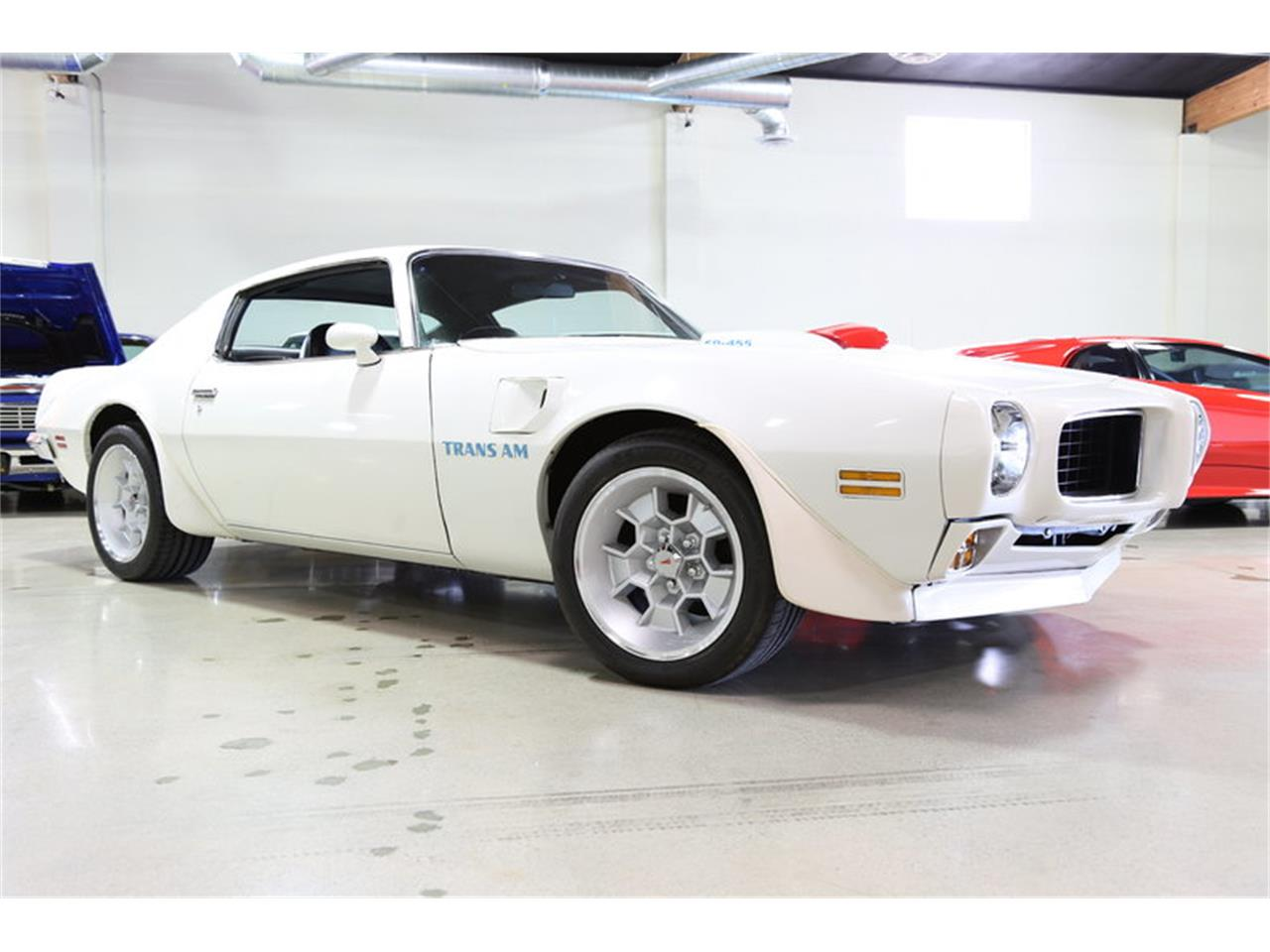 1973 Pontiac Firebird Trans Am For Sale Cc 805621 Specs Large Picture Of 73 H9md
