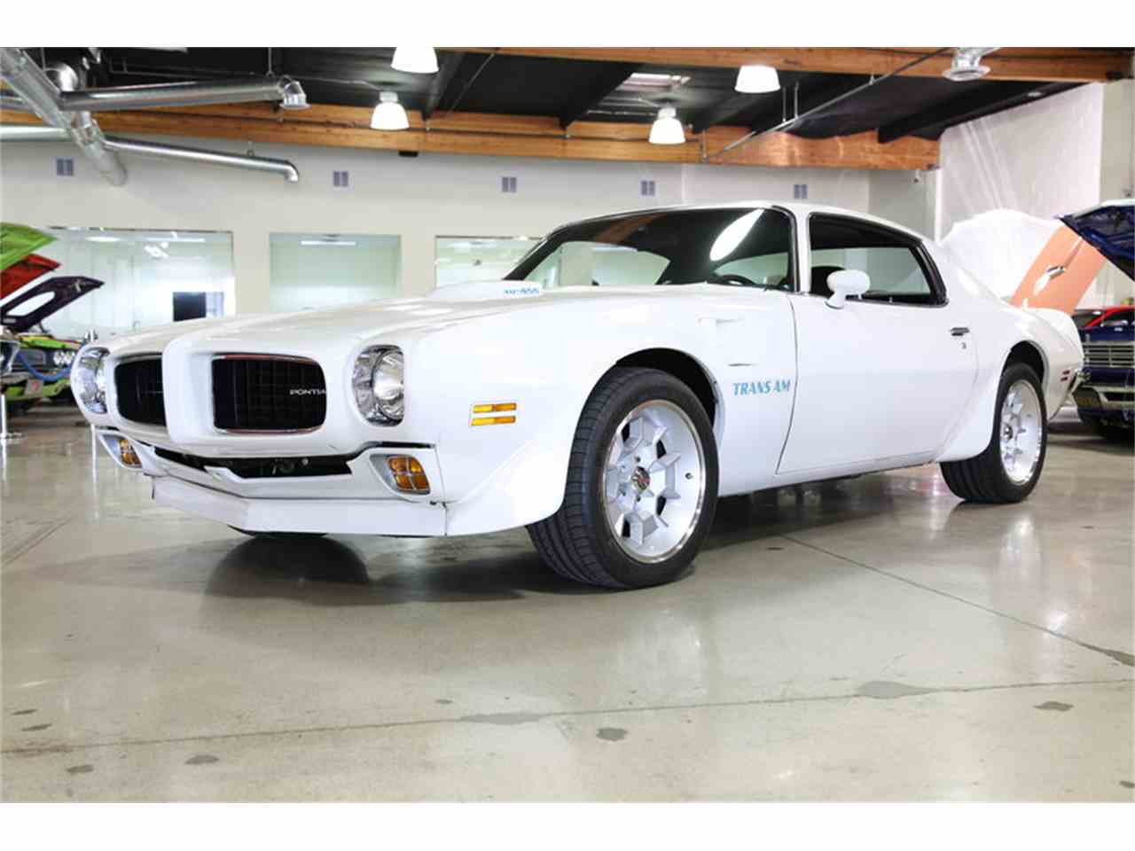 Large Picture of '73 Firebird Trans Am - H9MD