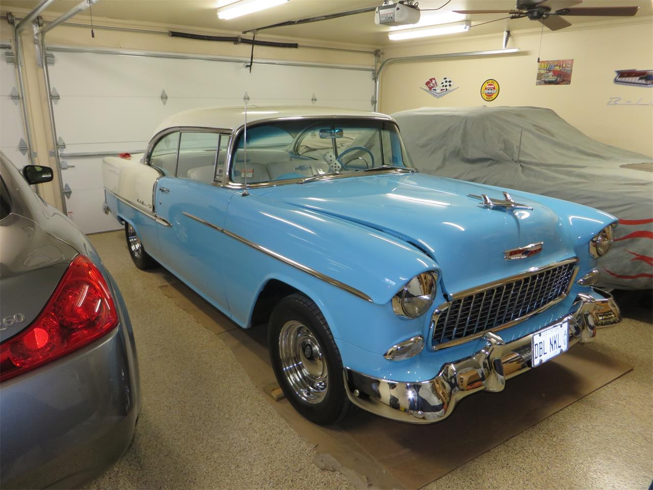 Large Picture of Classic 1955 Bel Air located in Illinois - $49,900.00 Offered by a Private Seller - H9N1