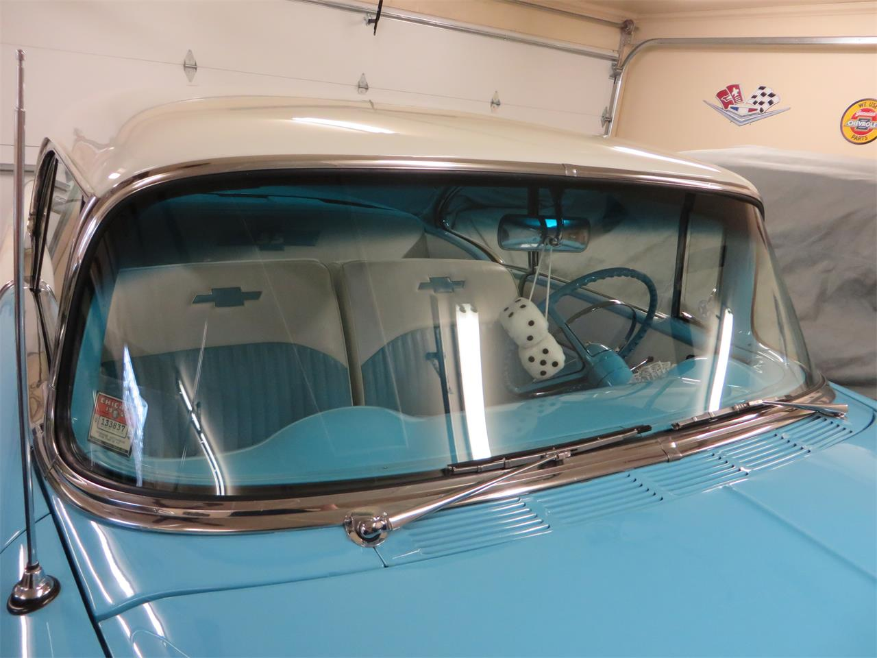 Large Picture of Classic '55 Bel Air Offered by a Private Seller - H9N1