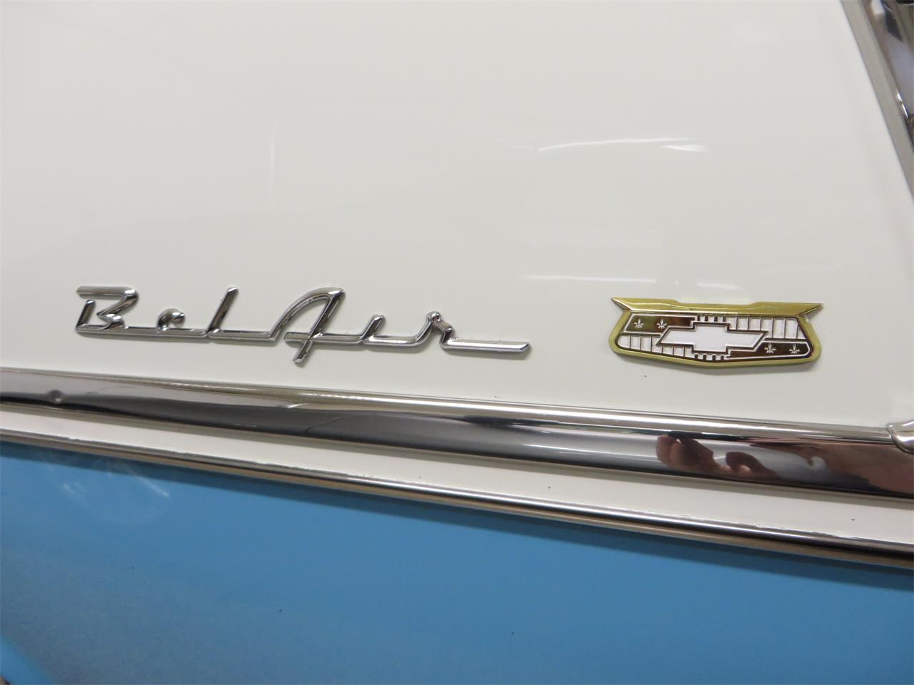 Large Picture of Classic 1955 Chevrolet Bel Air located in Illinois Offered by a Private Seller - H9N1