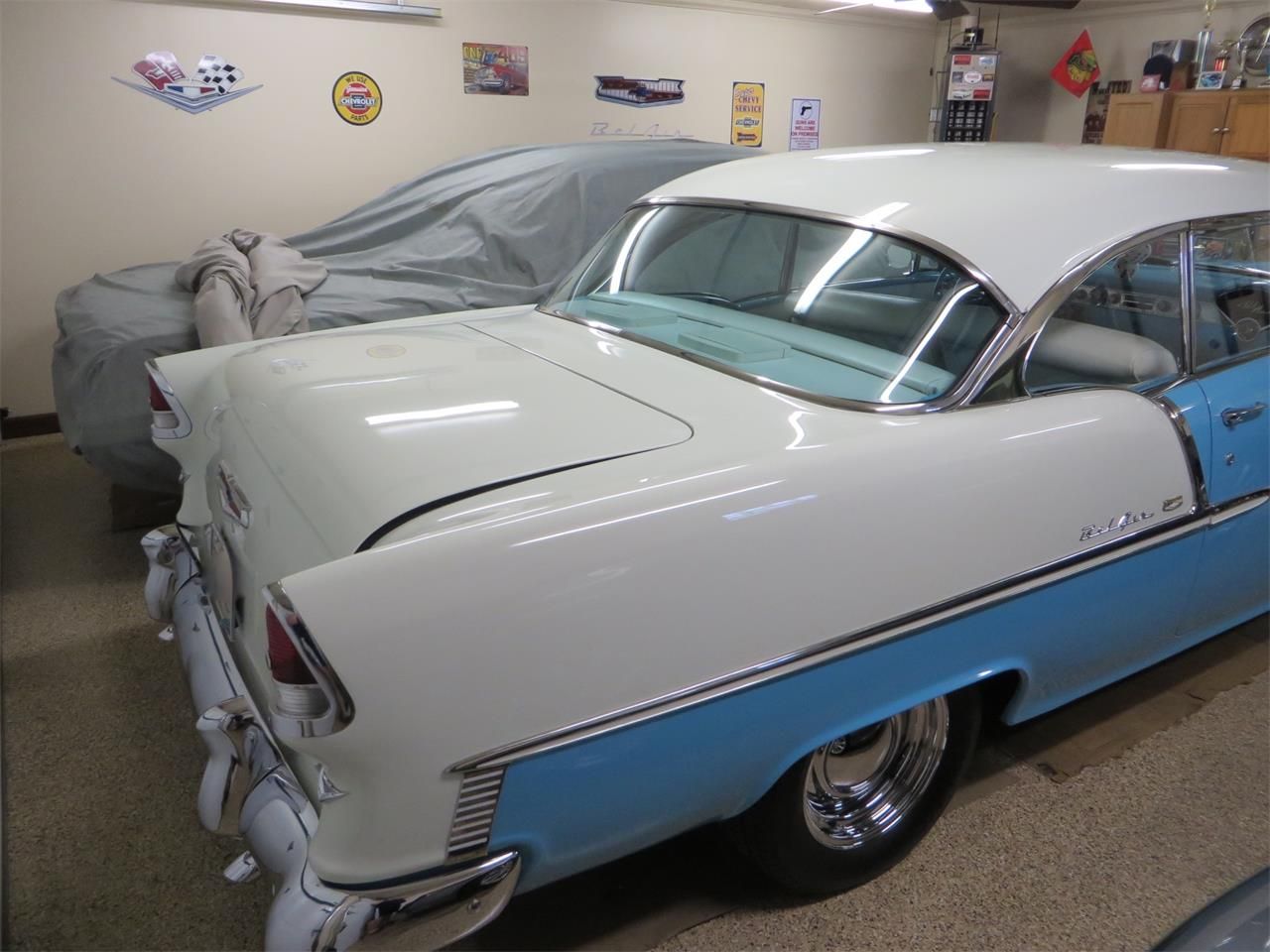 Large Picture of Classic '55 Bel Air located in Chicago Illinois - $49,900.00 Offered by a Private Seller - H9N1