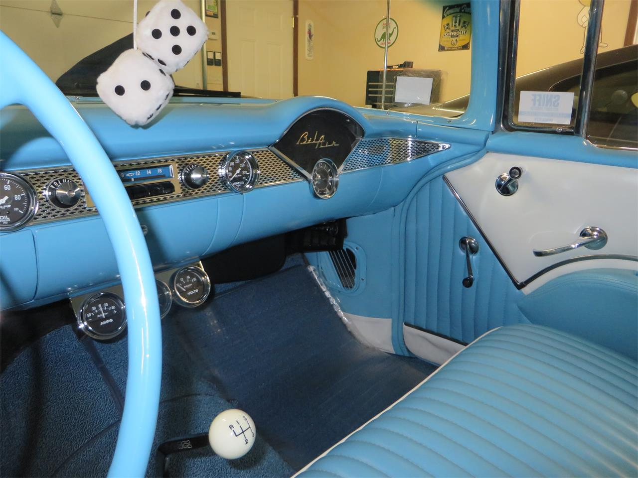 Large Picture of Classic 1955 Bel Air located in Illinois Offered by a Private Seller - H9N1