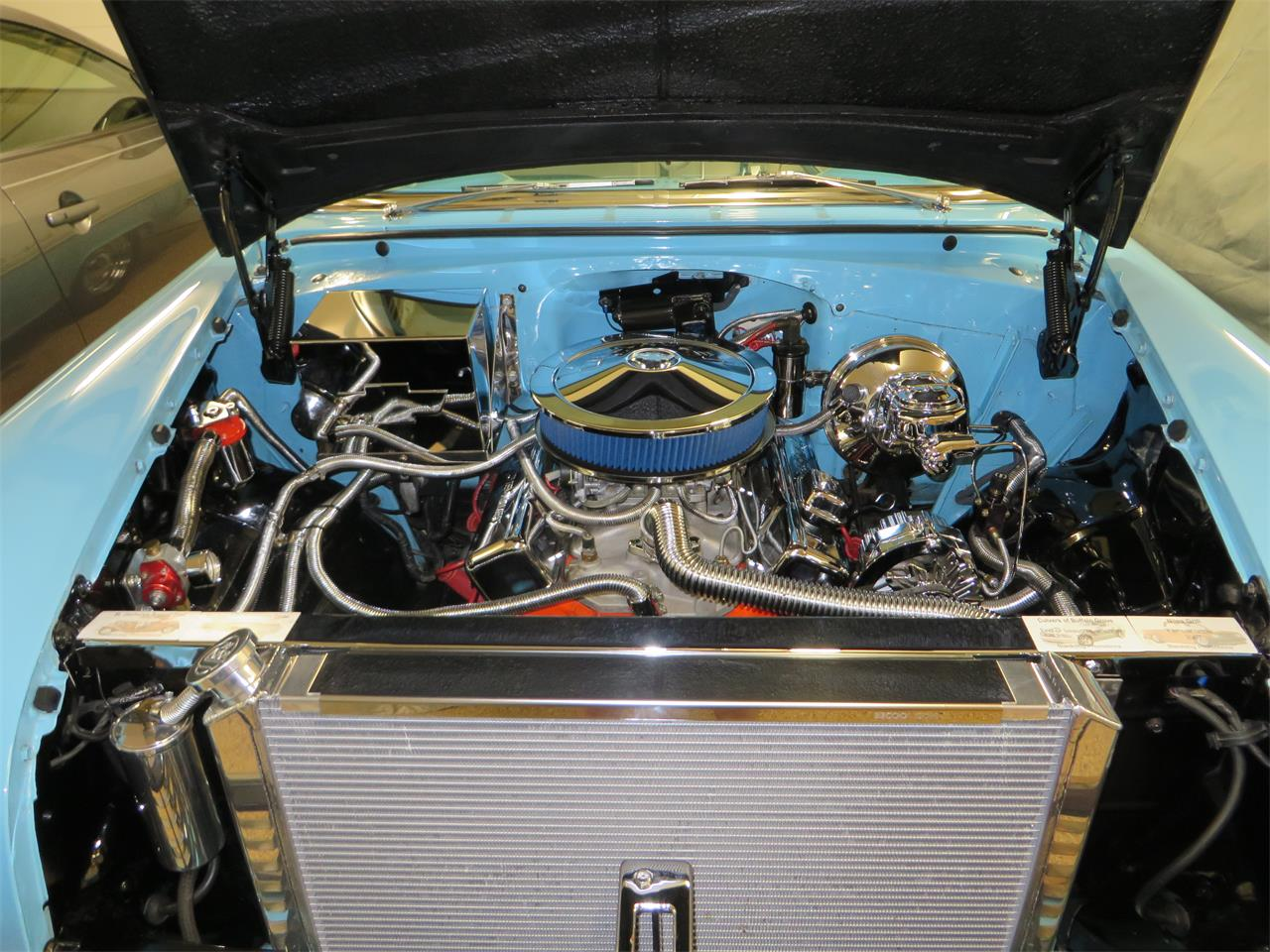 Large Picture of 1955 Chevrolet Bel Air located in Chicago Illinois - $49,900.00 Offered by a Private Seller - H9N1