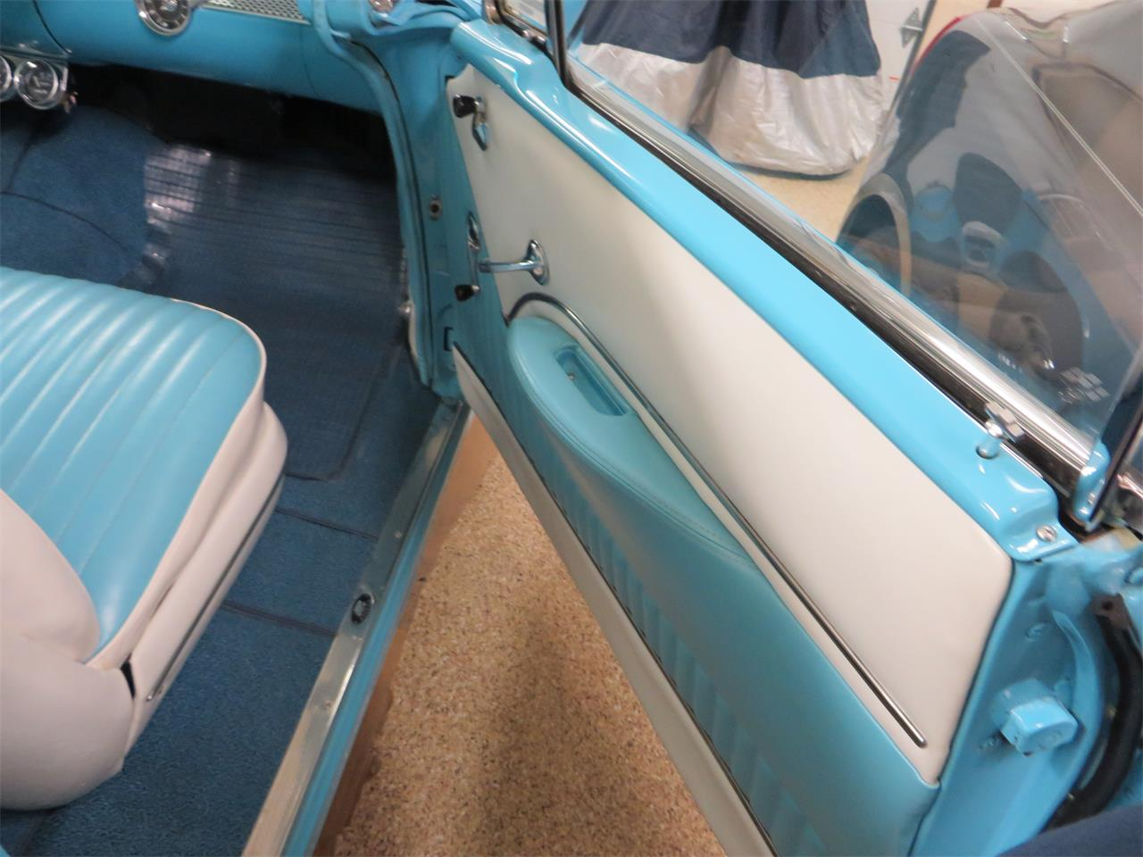 Large Picture of '55 Chevrolet Bel Air located in Chicago Illinois - $49,900.00 Offered by a Private Seller - H9N1
