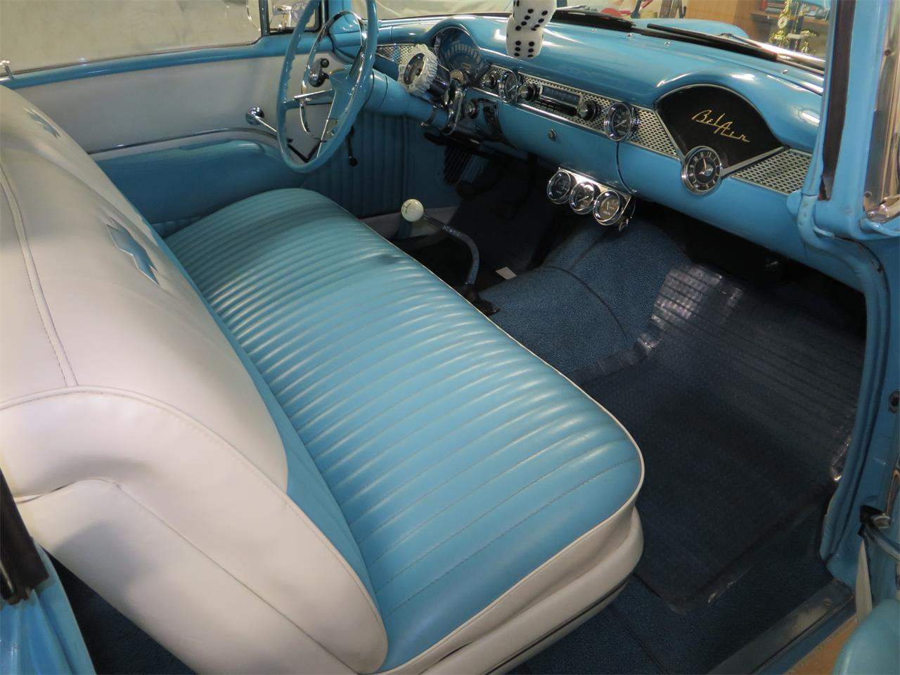 Large Picture of Classic '55 Bel Air - $49,900.00 - H9N1