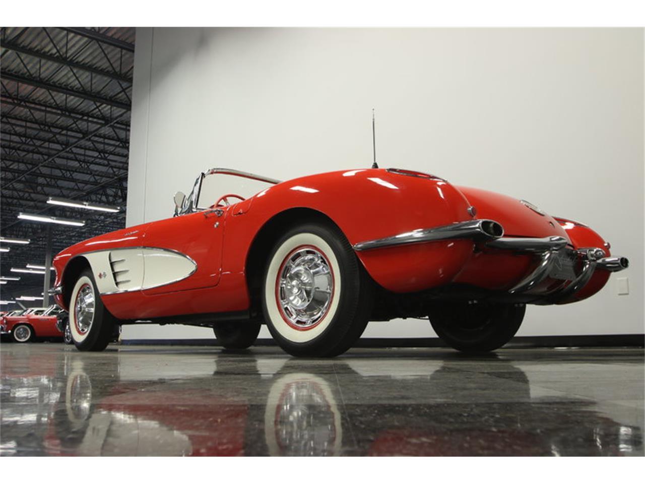1960 Chevrolet Corvette For Sale Classiccars Com Cc 805956